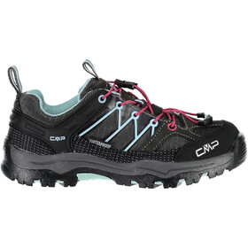 CMP Campagnolo Rigel Low WP Trekking Shoes Kids arabica-sky light